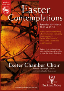 Easter Contemplations Poster