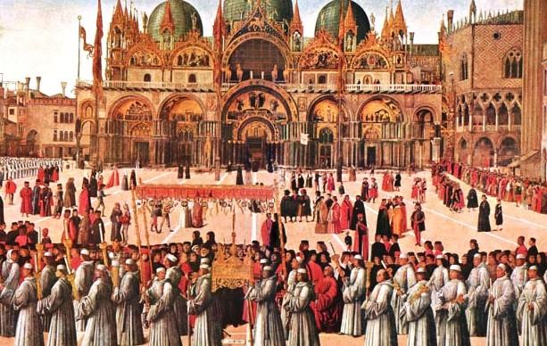 Bellini - San Marco, Venice