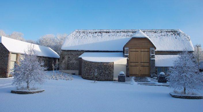 The Great Barn Devon